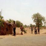 Farmers in Baria