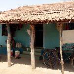 Vanita's house in Dahod