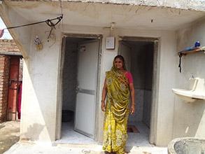 Sajedaben – Santrampur, Gujarat